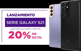 lanzamiento series galaxy s21