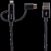 Cable carga 3 en 1