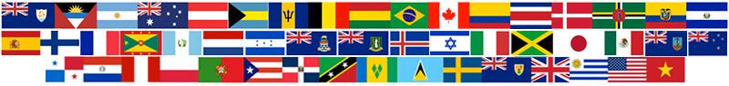 Países Roaming Internacional